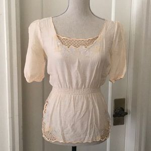 Forever 21 vintage blouse